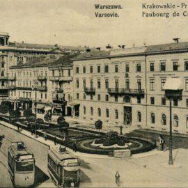"""Spacer historyczny """"Szlakiem warsztawskich cukierników"""""""